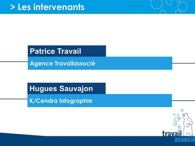 Patrice Travail Agence Travailassocié > Les intervenants Hugues Sauvajon K/Cendra Infographie