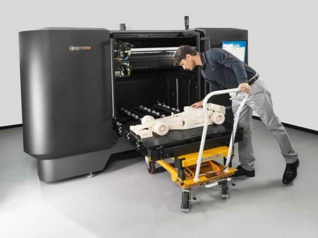 L'imprimante à frittage laser