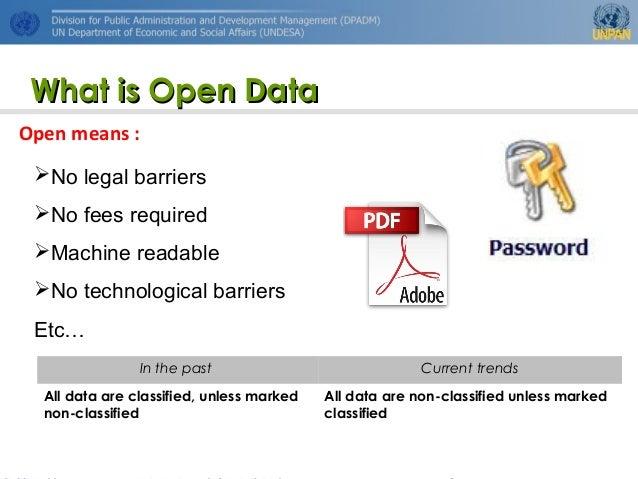 Morocco mgf - open data Slide 2