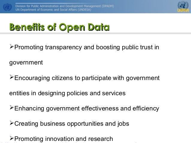 Morocco mgf - open data Slide 3