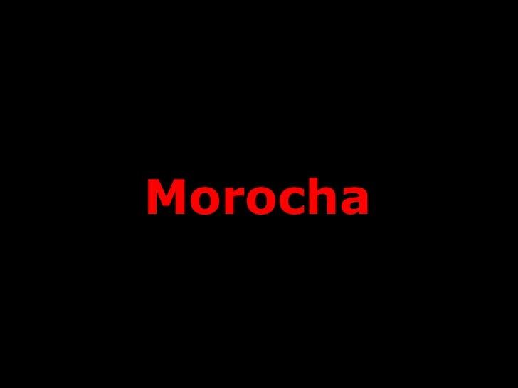 Morocha<br />