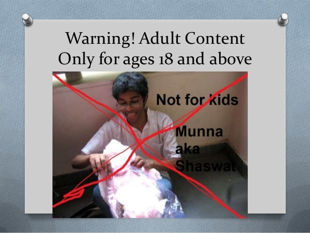Warning! Adult ContentOnly for ages 18 and above
