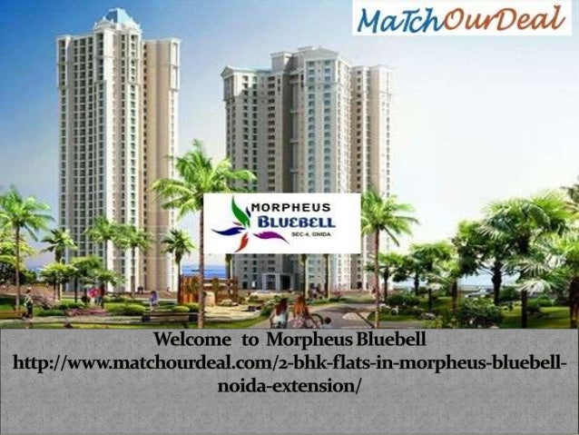 Morpheus bluebell noida extension