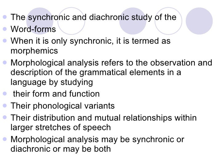 synchronic and diachronic relationship counseling
