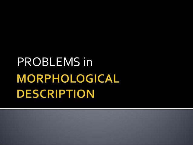 PROBLEMS in