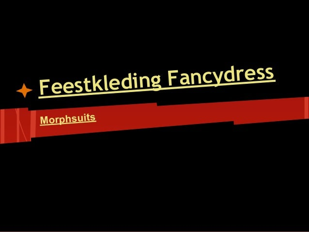 leding Fan cydressFeestkMorphsuits