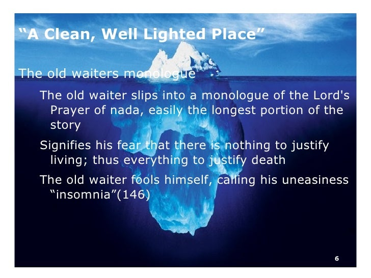 The Iceberg Theory Poem Analysis Essay - image 3