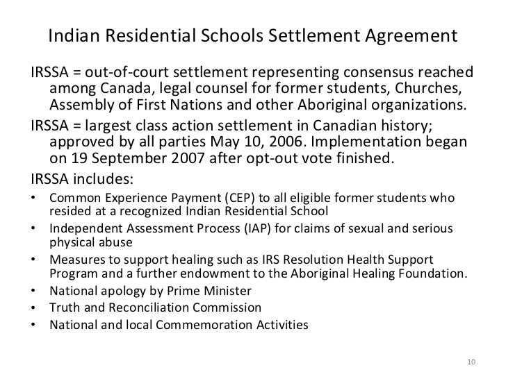 Overview Of The Trc Mandate