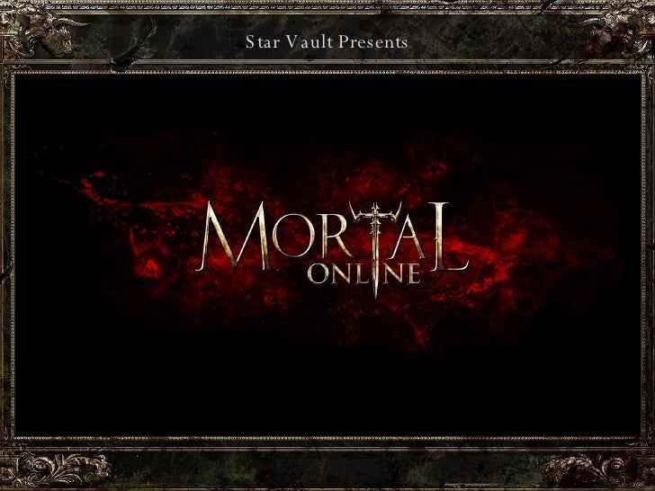 Star Vault Presents