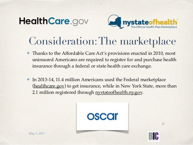 ✤ Thanks to the Affordable Care Act's provisions enacted in 2010, most uninsured Americans are required to register for an...