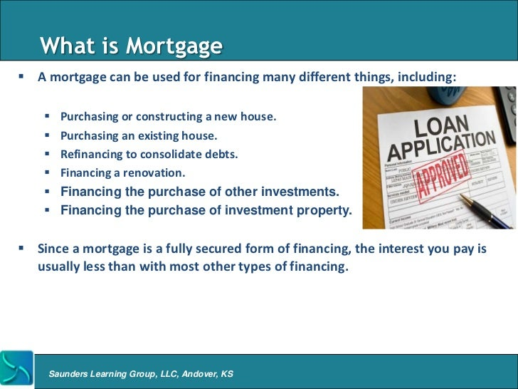 Mortgage banking overview