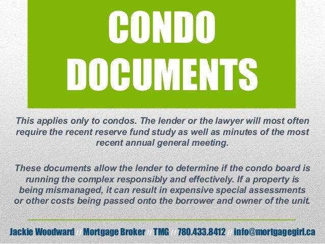 Condo reserve fund study
