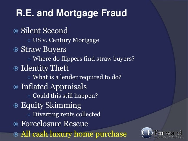 mortgage assignment fraud Lynn szymoniak, a west palm beach attorney who specialized in white-collar insurance fraud, fell into foreclosure in july 2008, and got sued by the trustee of her mortgage, deutsche bank but when she finally received her mortgage assignment, it was dated october 17, 2008, three months after deutsche.