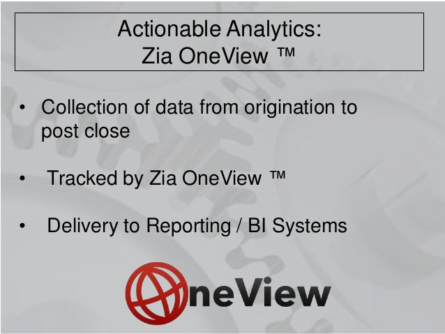 Zia Loan Automation System (LAS) featuring Alfresco & Zia