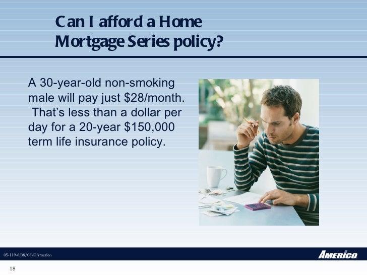Mortgage Protection Americo