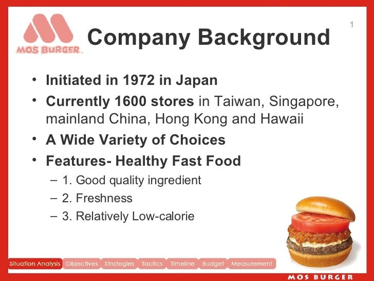 Product analysis of in n out burger