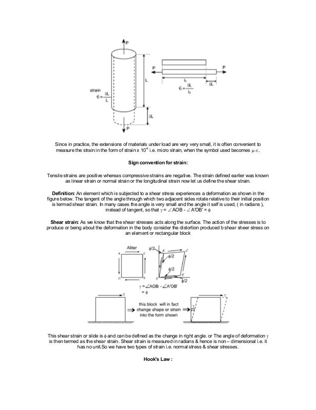 Module 2 (Mechanics)