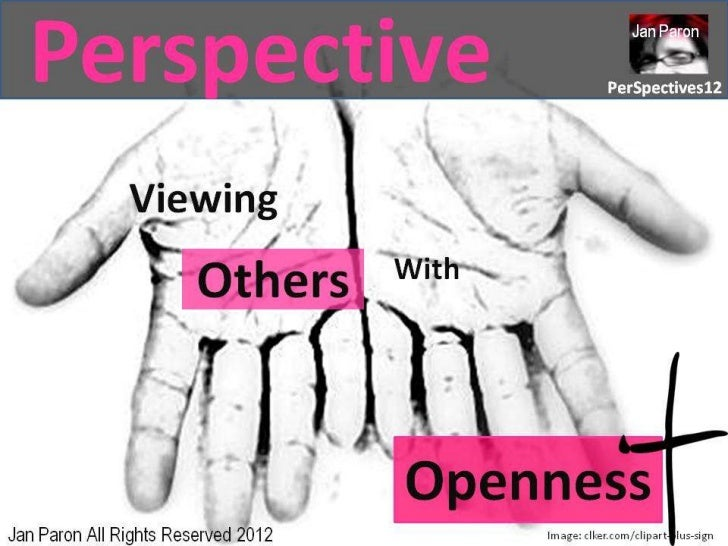 M.O.S.A.I.C. Church Series, Pt. 3: Perspective (PerSpectives 12)