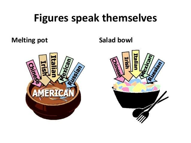 advantages of melting pot