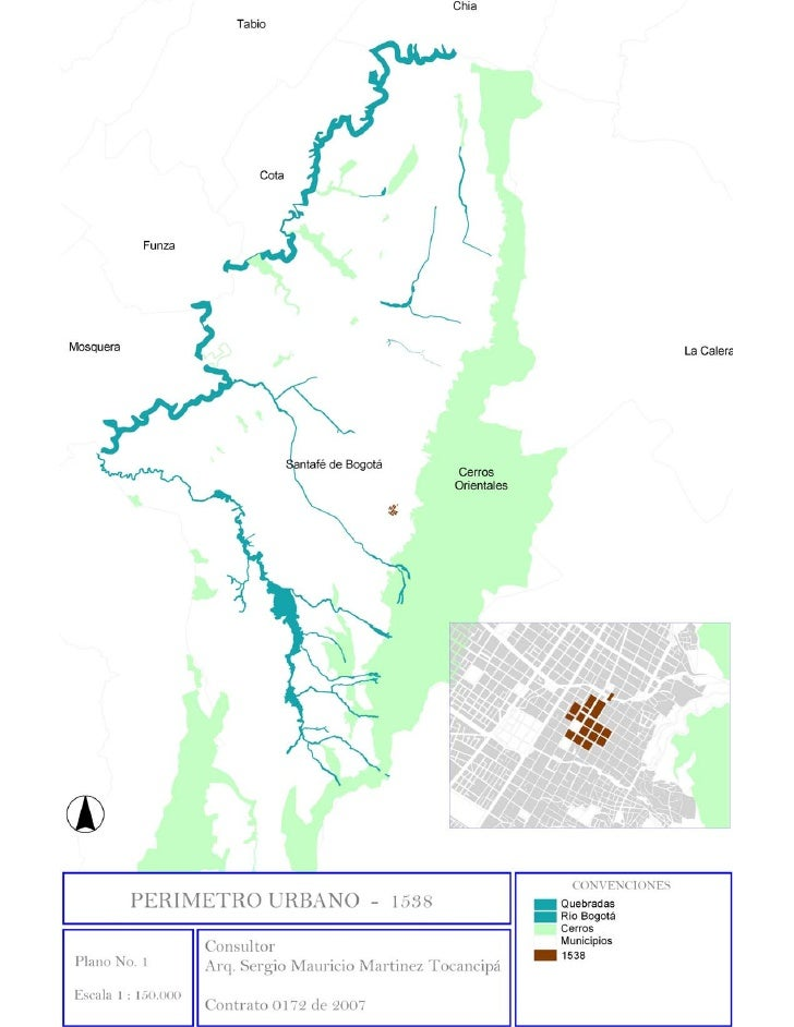 Mosaico planos estudio retrospectiva asentamientos informales