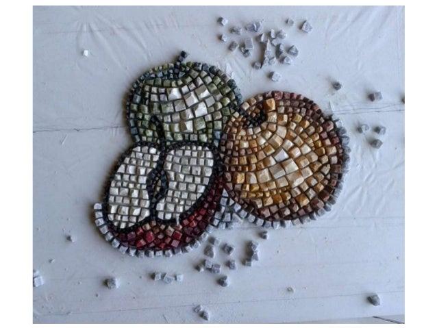 Los Mosaicos, arte imperecedero. Conferencia 13-12-2019