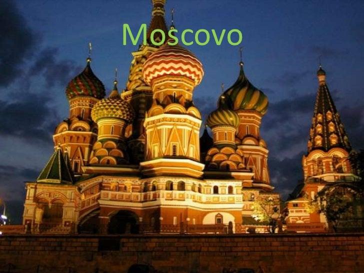 Moscovo<br />
