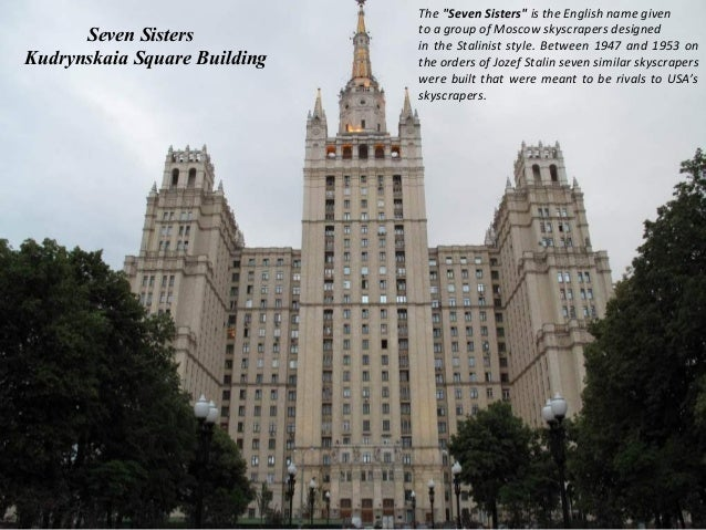 Seven SistersHotel Ukraine