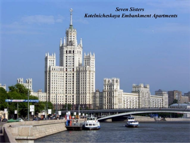 Seven SistersMinistry of Foreign Affairs