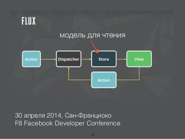 30 апреля 2014, Сан-Франциско F8 Facebook Developer Conference модель для чтения 12