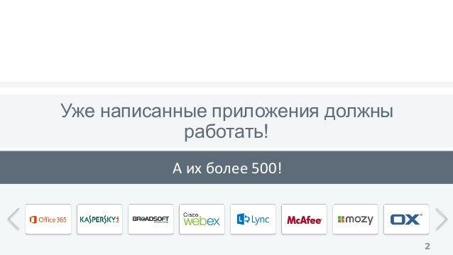 Виктор Розаев - Как не сломать обратную совместимость в Public API Slide 3