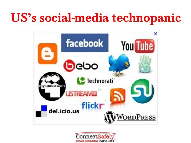 US's social-media technopanic