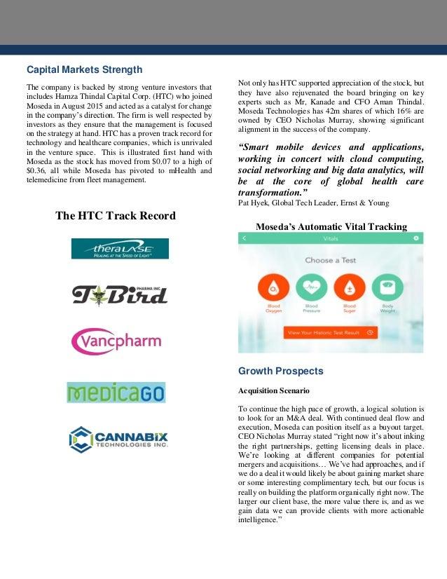 Moseda Technologies Mobile Health Solutions