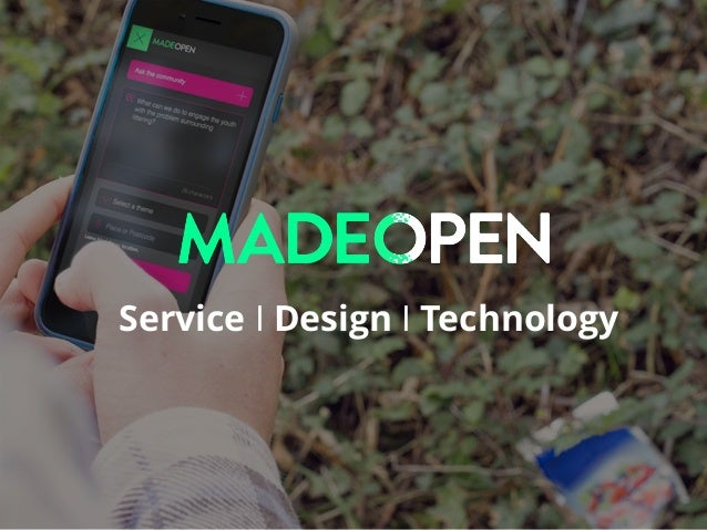 Service I Design I Technology