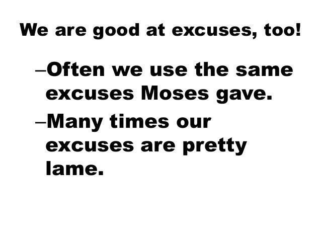 Moses: Hearing God's Call