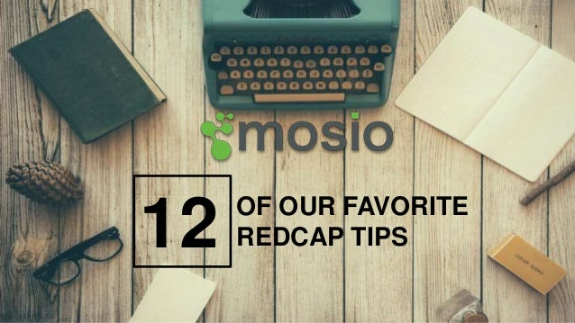 12 OF OUR FAVORITE REDCAP TIPS