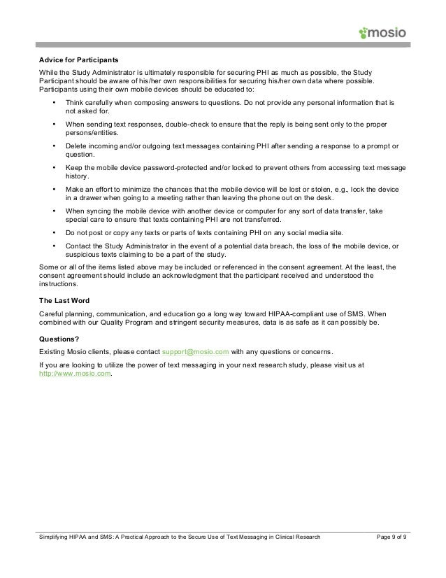 Clinical research white paper