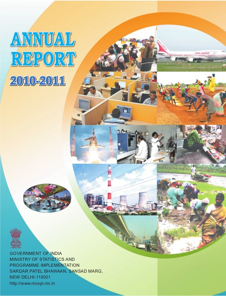 GOVERNMENT OF INDIAMINISTRY OF STATISTICS ANDPROGRAMME IMPLEMENTATIONSARDAR PATEL BHAWAAN, SANSAD MARG,NEW DELHI-110001htt...