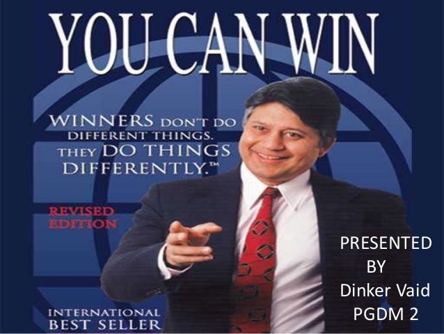 Book You Can Win