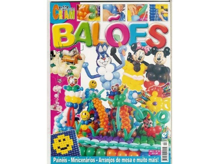Mãos que criam balões 4.1