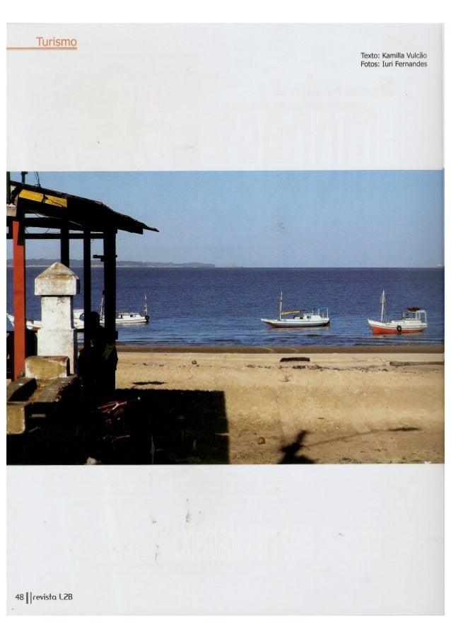 Mosqueiro plena e bucólica - Kamilla Vulcão