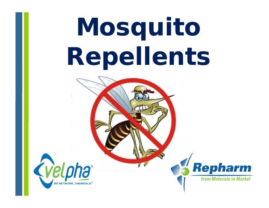 Mosquito    qRepellents