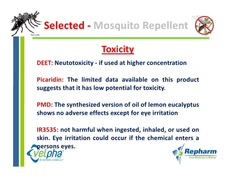Mosquito Repellents - 웹
