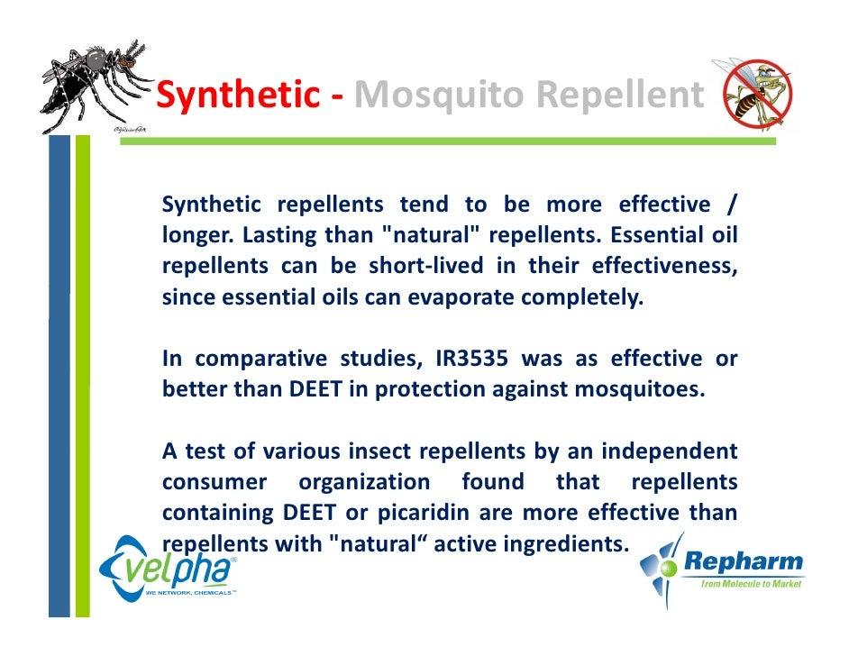 Mosquito Repellents - 웹