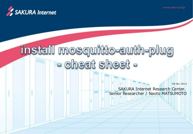 install mosquitto-auth-plug - cheat sheet -
