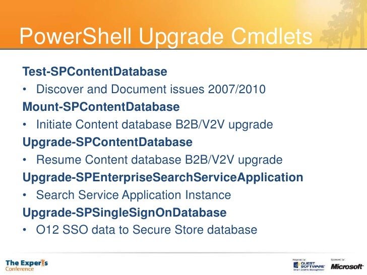 sharepoint 2010 upgrade user group and sharepoint saturday