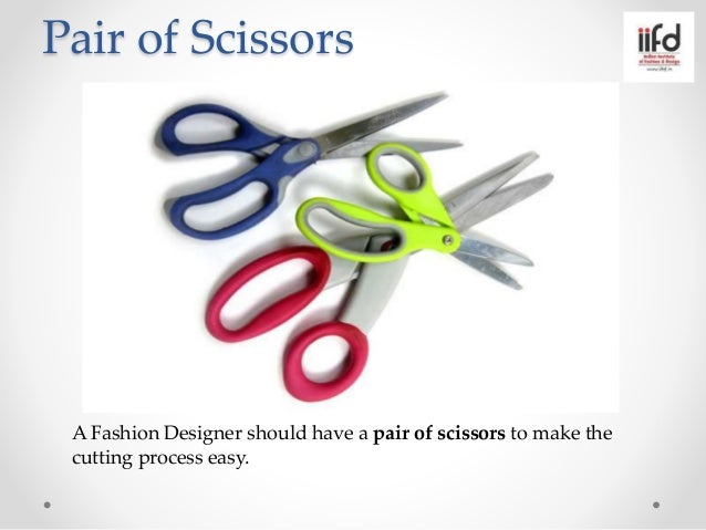 Most Important Fashion Designing Tools And Equipment