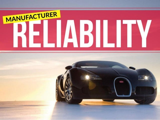 Most Reliable Cars Slide 2