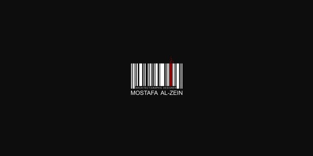ARCHITECT/ GRAPHIC DESIGNER  MOSTAFA AL-ZEIN