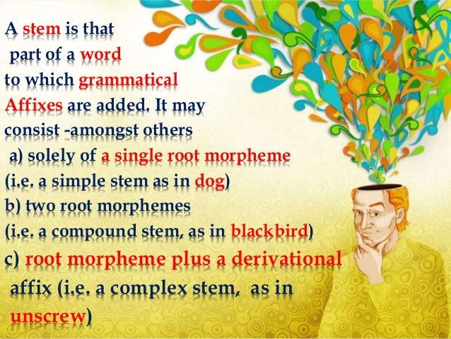 How to Do a Morpheme Breakdown of a Word
