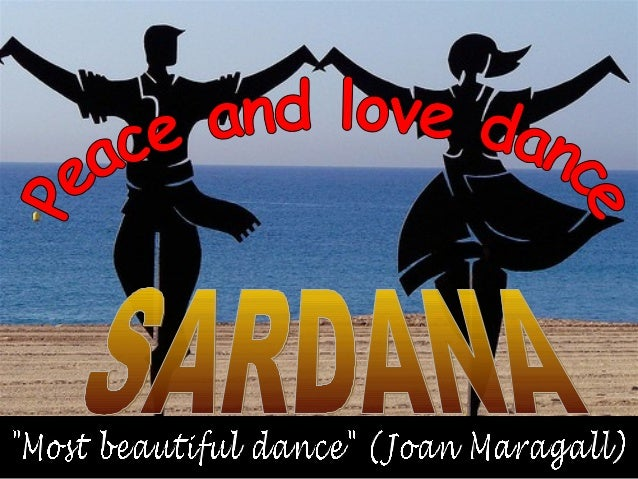 The sardana is a type of circle dance typical of Catalonia, Spain. The origin of the sardana is not clear. Some say that i...